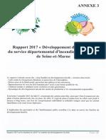 7 PV 101-2 - Annexe 3 - Rapport 2017 - Développement Durable