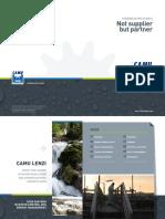 CAMU Hydroelectric