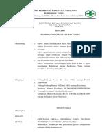 18. SK Pendidikan Dan Penyuluhan Pasien