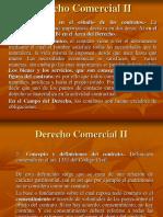 Derecho Comercial II- I Un 1Sem