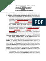 Ampliacion de Facultadeshermanos Lima