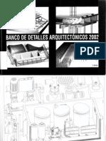 Banco de Detalles Arquitectónicos 2002