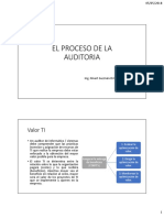 El Proceso de La Auditoria