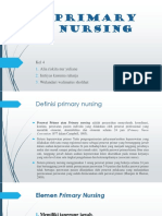 Primary Nursing Kelompok 4