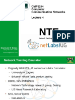 Network Terminal emulator