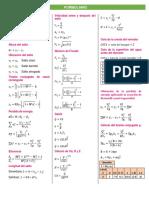 Ecuación Gral