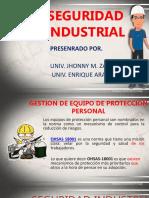 GESTIÓN DE EQUIPO DE PROTECCIÓN PERSONAL