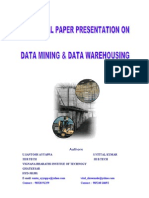 Dmdw Technical Paper Presentation.