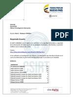 Notificacion de Seguridad CSIRT-GOB 27