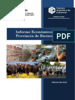 Estructura Económica Provincia de Buenos Aires Marzo 2016