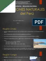 RN. CLASE6B.regiones Naturales Del Peru