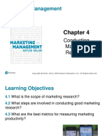 Kotler Topic 3 Marketing Research