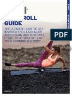 Foam Roll Guide 2016 Interactive