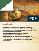 America colonial bajo el analisis historico.pptx
