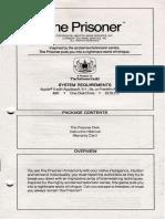 The Prisoner 1 Manual A