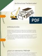 Montaje de Estructuras Prefabricadas
