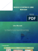 Modelo económico libre mercado (1)