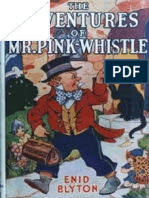 Adventures of Mr Pink-Whistle - Enid Blyton