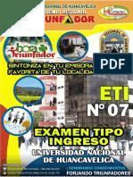 SOLUCIONARIO ETI N° 07 - UNH