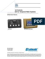 Dometic Qht Control User Manual