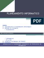 planeamiento informatico