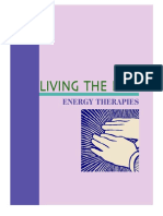 72502319 Living the Field Energy Therapies by LynnMc Taggart