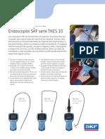 TKES 10 - Ficha Técnica