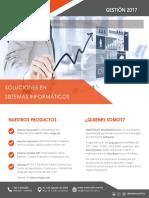 Alquiler de Software - Mastercont ERP