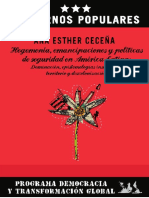Ceceña_Hegemonia, emancipaciones y politicas de seguridad en América Latina