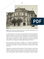 Cultura Material Domestica Burguesa Argentina 1860 1914 Parte V
