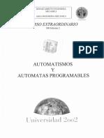 Automatismos y Automatas Programables