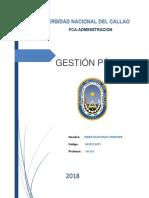 Gestion Publica- Autoevaluación