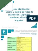 Presentación_M2T1_Diseño y Cálculo de Redes de Distribución