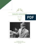 David Hockney - informe