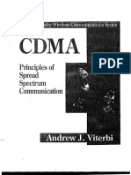 Cdma Principles of Spread Spectrum Communication [258]