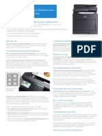 Dell h625cdw Brochure
