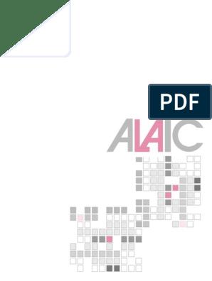 Revista Alaic 2017 América Latina Tecnología
