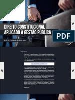 eBook Direito Constitucional