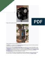 Antiguo Teléfono Público de Fichas