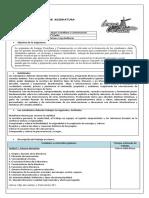 Programa II° Lengua Castellana