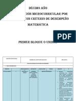 DÉCIMO PLNIF DESTREZAS MATEMÀTICA  2016-2017.docx