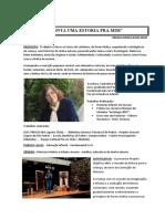 Curriculum e Projeto Helena Angela Righi Peixe