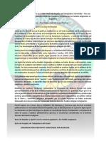 Comunicado Malalweche - Basta de Vacimiento, Desguase y Despidos en El INAI