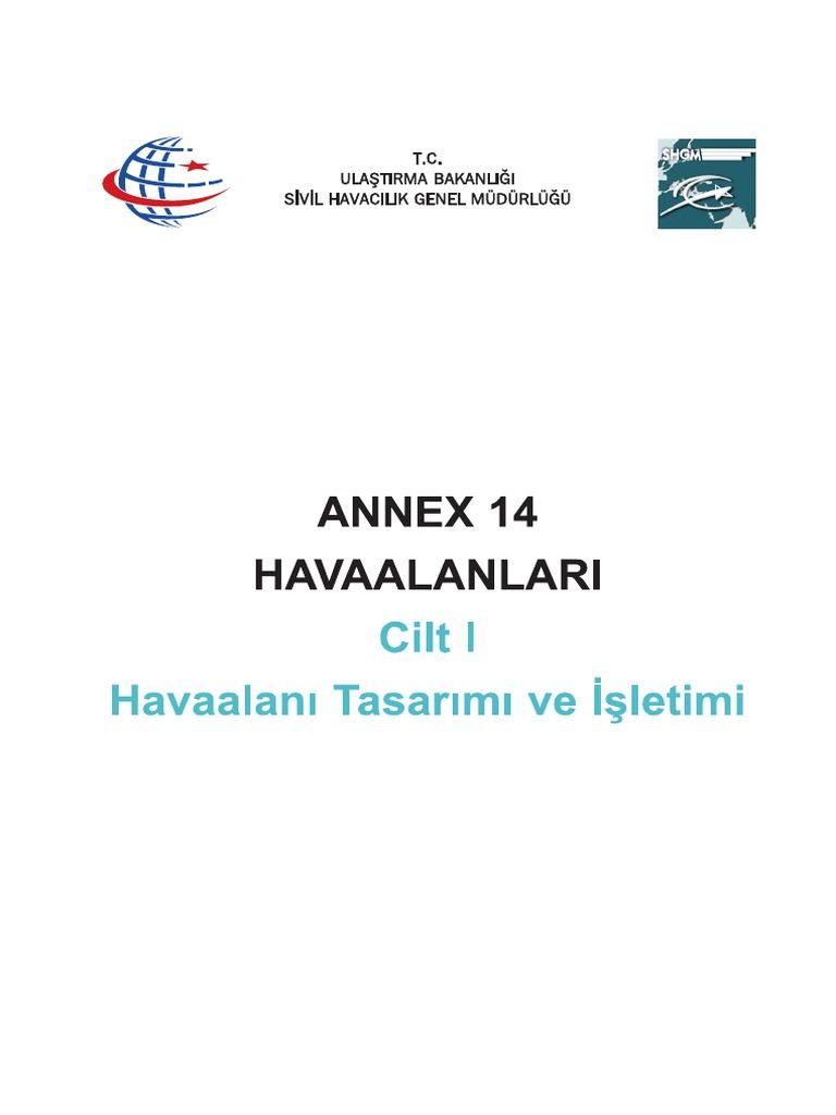 Annex 14 Cilt 1 2 Baski Kasim2010