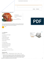 Quinoa Estilo Español