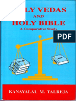 HOLY VEDAS and HOLY BIBLES a Comparative Study by Kanayalal M. Talreja