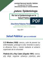 2. Rol de La Epidemiologia en La Salud PublicaVSP