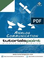 Analog Communication Tutorial