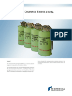Rheinmetall Smoke Grenade