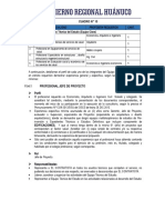 Modificaciones TDR